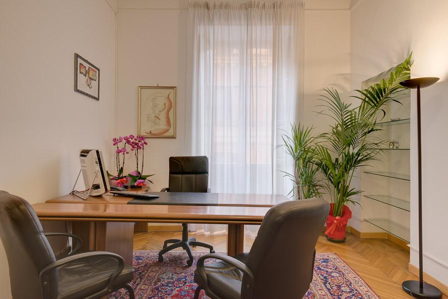 Uffici arredati attrezzati affittasi subito pronti con for Annunci locali commerciali roma