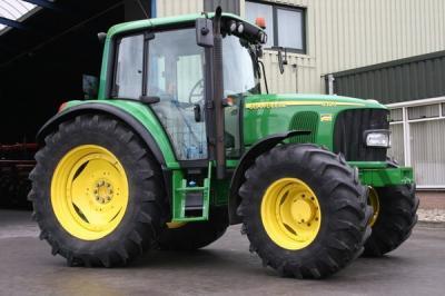 trattore agricolo usato john deere 6320 powerquad