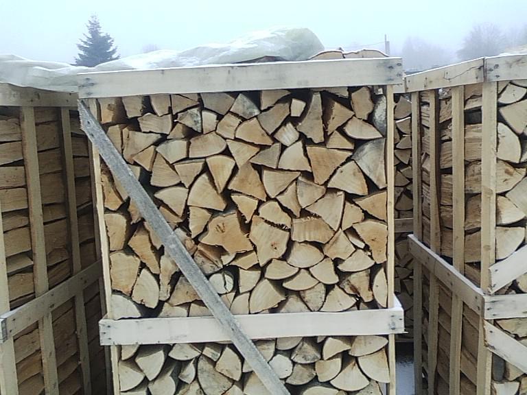 Peso bancale legna da ardere