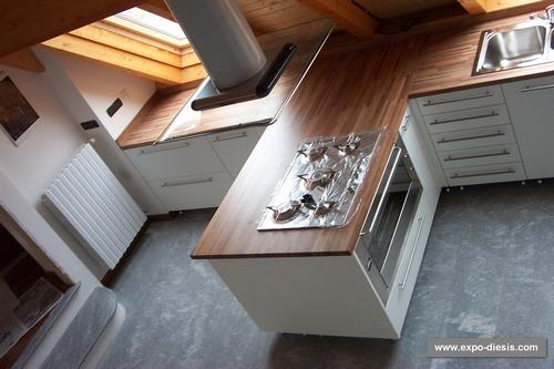 Le cucine su misura della falegnameria diesis a ottimi prezzi annunci milano lavoro 16041 - Cucine su misura milano e provincia ...