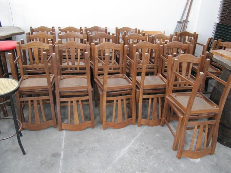 Casa immobiliare accessori sedie ristorante - Tavoli in legno usati ...
